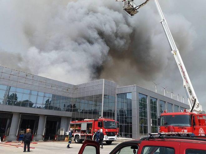 Sunlight - Ξάνθη: Κανείς εργαζόμενος δεν θα απολυθεί μετά τη φωτιά