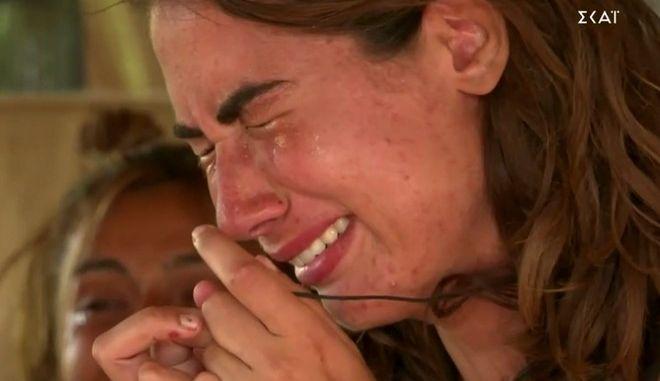 """Η Έλενα Κρεμλίδου Μαριπόζα στο """"Survivor 4"""""""