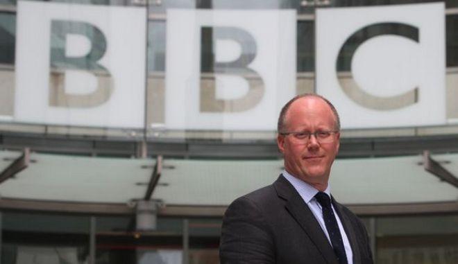 Παραιτήθηκε ο γενικός διευθυντής του BBC