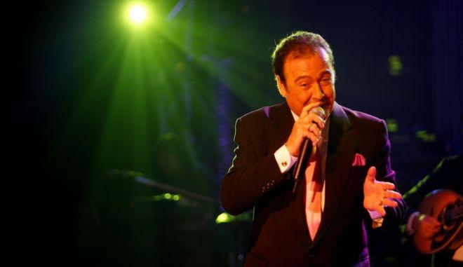 Ο λαϊκός τραγουδιστής Τόλης Βοσκόπουλος