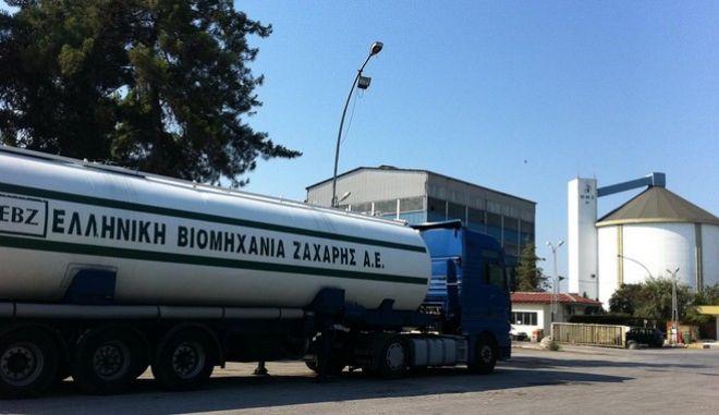 'Αλμυρή' λύση για την επιβίωση της Ελληνικής Βιομηχανίας Ζάχαρης