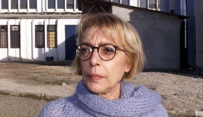 Η Ρένα Λαμπράκη
