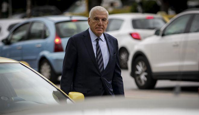 Ο πρώην υπουργός Εθνικής Άμυνας, Γιάννος Παπαντωνίου