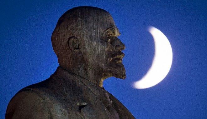 Ο Λένιν στο Μουντιάλ