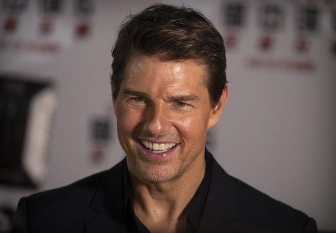 O Tom Cruise