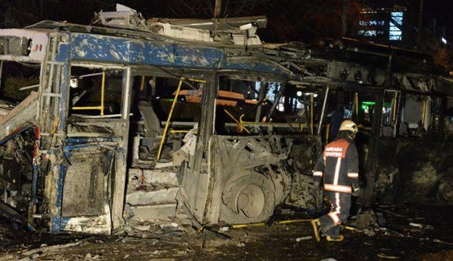 Στους 37 οι νεκροί από την τρομοκρατική επίθεση στην Άγκυρα