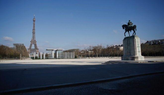 Η Γαλλία είναι μία από τις χώρες της Ευρώπης που δοκιμάζονται σκληρά από τον κορονοϊό
