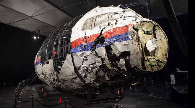 Στη δημοσιότητα τα αποτελέσματα των ερευνών για την κατάρριψη της πτήσης MH17