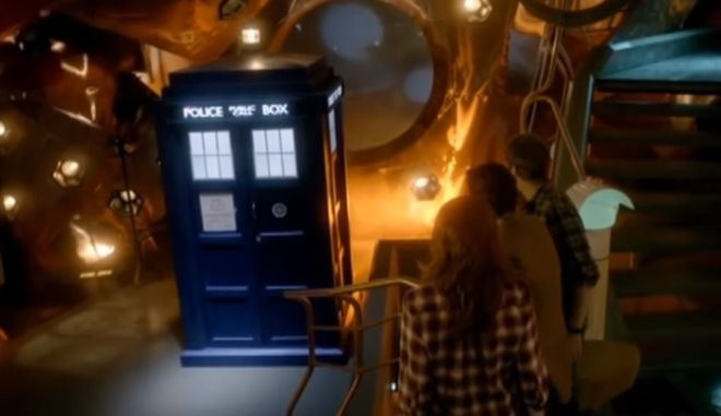 """Η χρονομηχανή του """"Dr Who"""" ίσως να μην είναι πια επιστημονική φαντασία"""