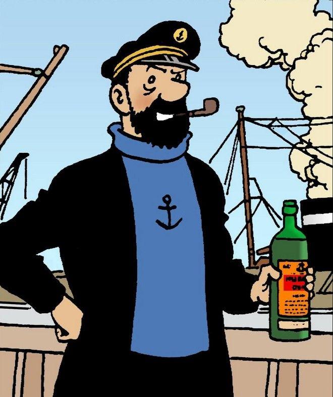 Ο καπετάνιος Χάντοκ