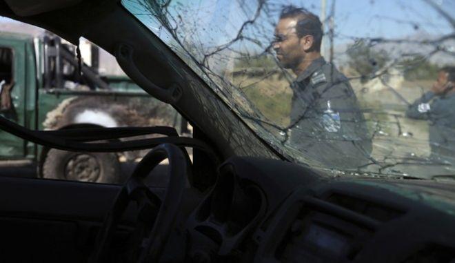 Αστυνομία του Αφγανιστάν