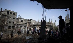 Βομβαρδισμοί στη Γάζα