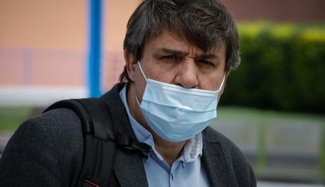 Ο τομεάρχης Υγείας της Κ.Ο. του ΣΥΡΙΖΑ-ΠΣ Ανδρέας Ξανθός