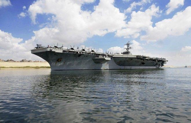 Το USS Abraham Lincoln