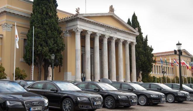 H Kosmocar – Audi μέγας Χορηγός της Ελληνικής Προεδρίας στην Ε.Ε.