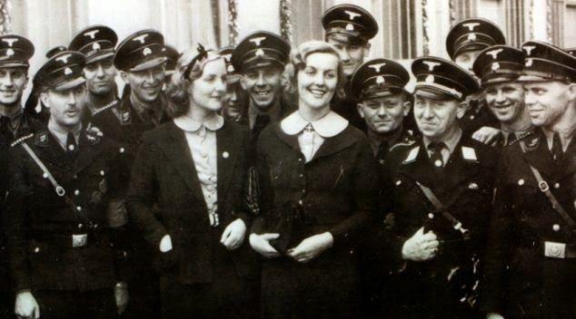 Μηχανή του Χρόνου: Γιούνιτι Μίτφορντ, η Βρετανή που ο Χίτλερ αποκάλεσε 'τέλειο δείγμα άριας γυναίκας'
