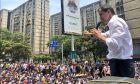 Ο Γκουαϊδό καλεί τον λαό σε γενική απεργία