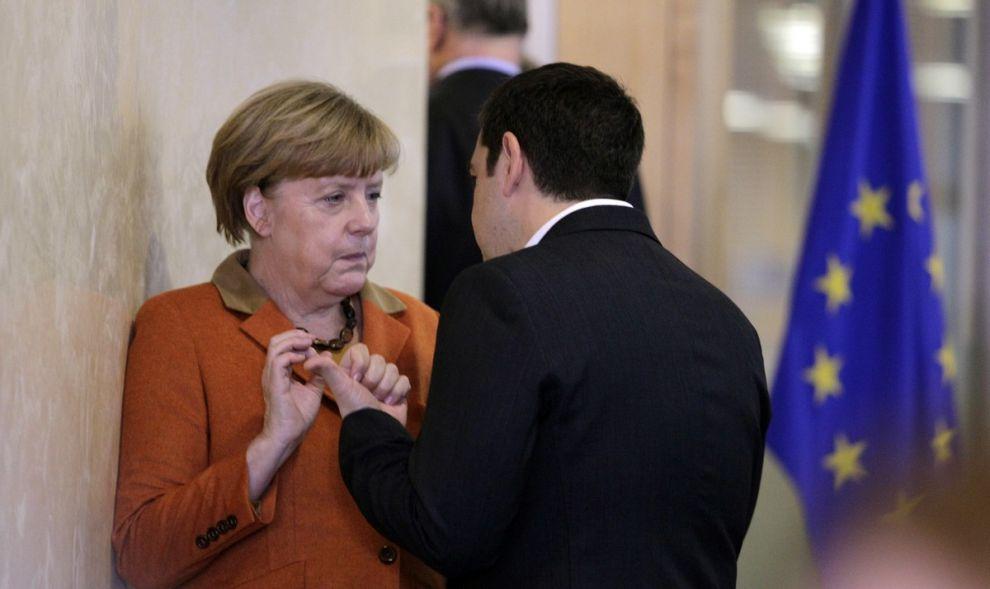 Οι θυσίες που ζήτησε από τον ελληνικό λαό είναι, σύμφωνα με την Άνγκελα Μέρκελ, η πιο δύσκολη στιγμή στην 16ετή θητεία της