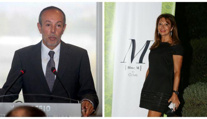Διαζύγιο Κούστα - Γιαννικοπούλου: Το εξοχικό στο Λαγονήσι, η Άστον Μάρτιν και τα προβλήματα στη Danaos