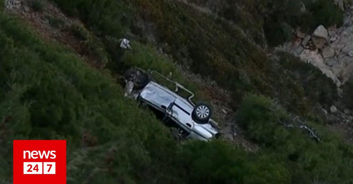 Κερατέα: Αυτοκίνητο έπεσε σε γκρεμό – Χωρίς τις αισθήσεις του ανασύρθηκε ο οδηγός – Κοινωνία