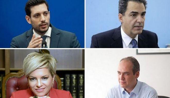 """ΝΔ: Νέα πρόσωπα στα ψηφοδέλτια, οι αλλαγές στο κόμμα και ο """"πονοκέφαλος"""" λόγω Ψαριανού"""