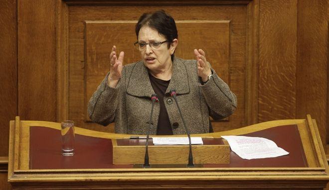 Συζήτηση για τον προϋπολογιμσό του 2015 στην Βουλή την Κυριακή 7 Δεκεμβρίου 2014. (EUROKINISSI/ΓΙΩΡΓΟΣ ΚΟΝΤΑΡΙΝΗΣ)