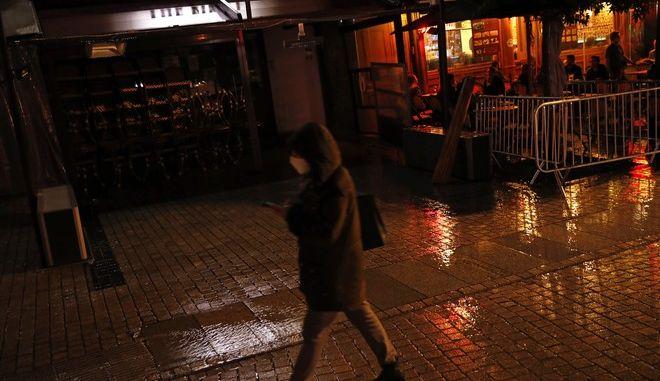 Κλειστά μαγαζιά στο Βέλγιο