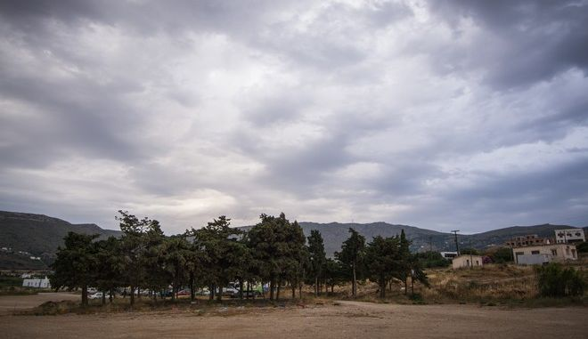 Συννεφιά στην Άνδρο