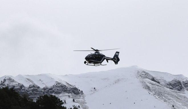 Έξι νεκροί ορειβάτες από θύελλα στις Άλπεις