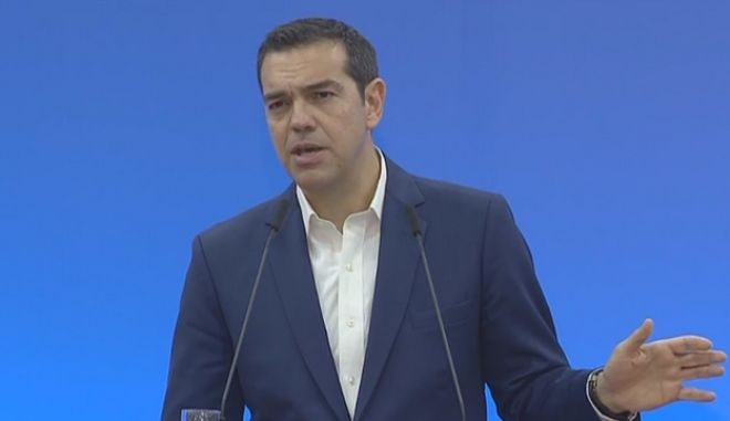 Τσίπρας για Paradise Papers και offshore: Με την Ελλάδα της δημιουργίας, όχι την Ελλάδα της αρπαχτής