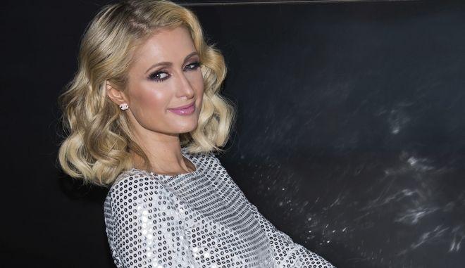 Η Paris Hilton
