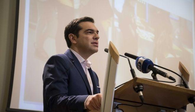 Τσίπρας : Nα ξαναβρεί η Θεσσαλονίκη τον παραγωγικό της ρυθμό