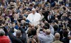 Πάπας Φραγκίσκος (ΦΩΤΟ Αρχείου)