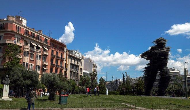 Καλοκαιρία στην Αθήνα
