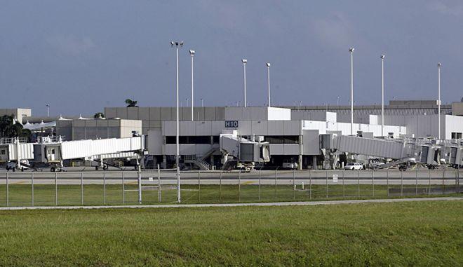 Βίντεο από το αεροδρόμιο λίγα λεπτά μετά την επίθεση