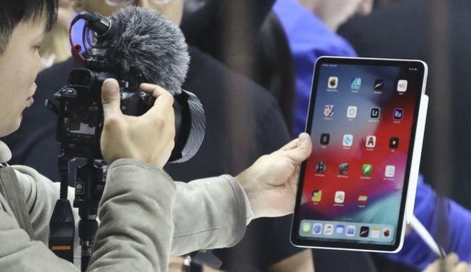 Τα νέα iPad Pro