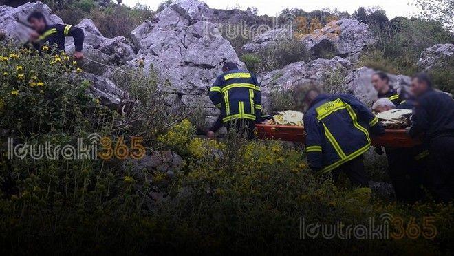 Λουτράκι: Τέσσερις άνδρες εντοπίστηκαν νεκροί σε σπηλιά