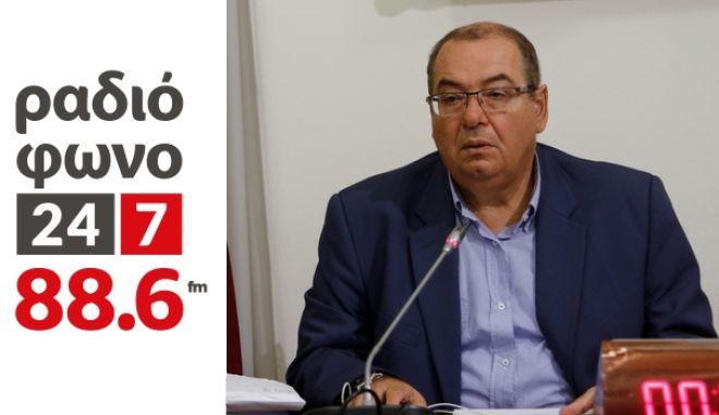 Μπαλωμενάκης: Υπάρχουν αποδείξεις για τα σκάνδαλα στο ΚΕΕΛΠΝΟ