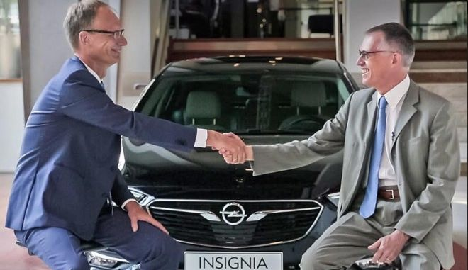 Οριστική εξαγορά Opel και Vauxhall από το Group PSA