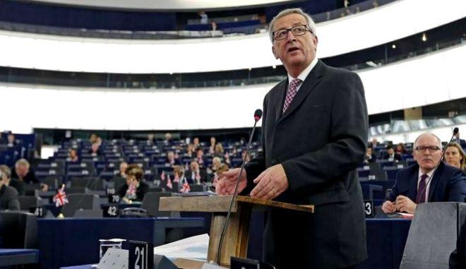 Γιούνκερ: Κοινός υπουργός Οικονομικών και ευρωπαϊκό ΔΝΤ