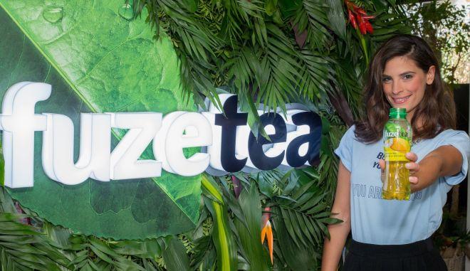 FUZETEA: Μια νέα μοναδική γευστική εμπειρία τσαγιού,για να ξεχάσετε ό,τι ξέρατε για το παγωμένο τσάι!