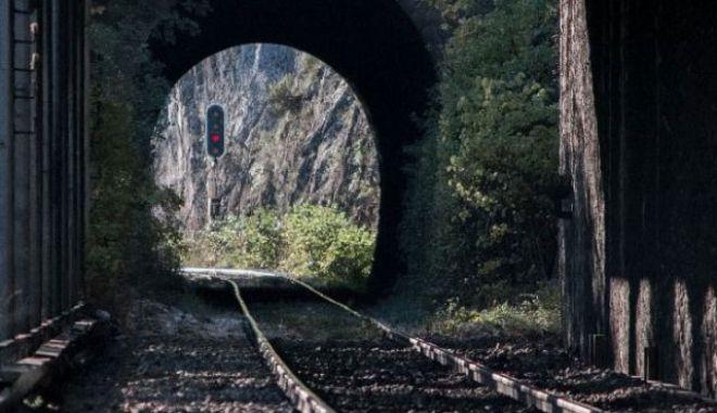 Στην παλιά σιδηροδρομική γραμμή Τιθορέα – Μπράλος – Λιανοκλάδι
