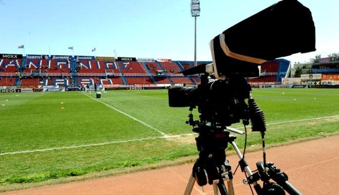 Κάμερα σε γήπεδο