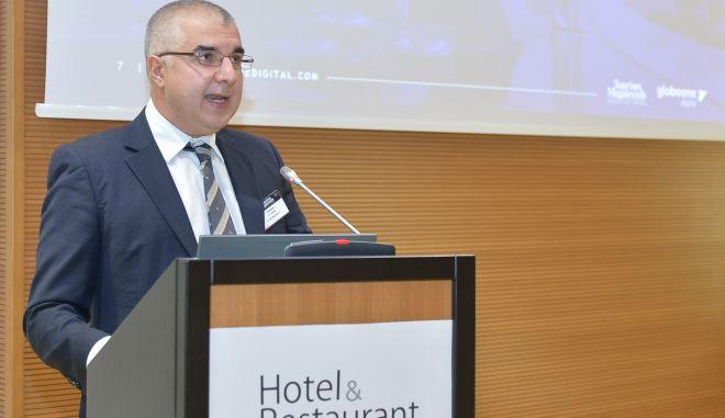 0 Δημήτρης Παπουτσής στο Tourism Megatrends Conference