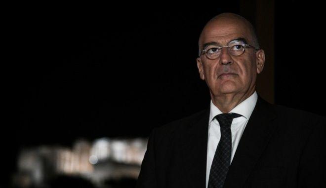 """Ο υπουργός Εξωτερικών Νίκος Δένδιας, είχε """"επεισοδιακή"""" επιστροφή από το Ιράκ στην Ελλάδα, λόγω Τουρκίας"""