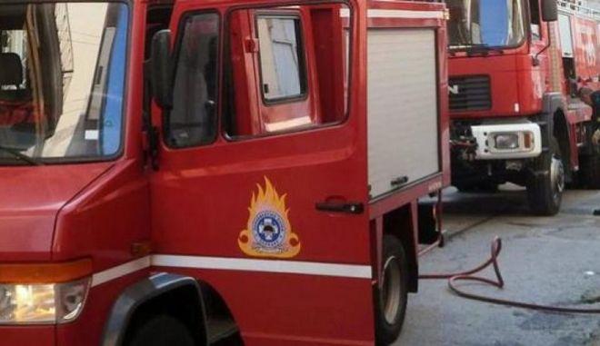 Φωτιά σε κατάστημα εστίασης στο Ηράκλειο