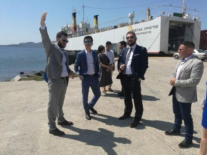Συμφώνησαν οι επενδυτές για το μητροπολιτικό υδατοδρόμιο στην Ελευσίνα