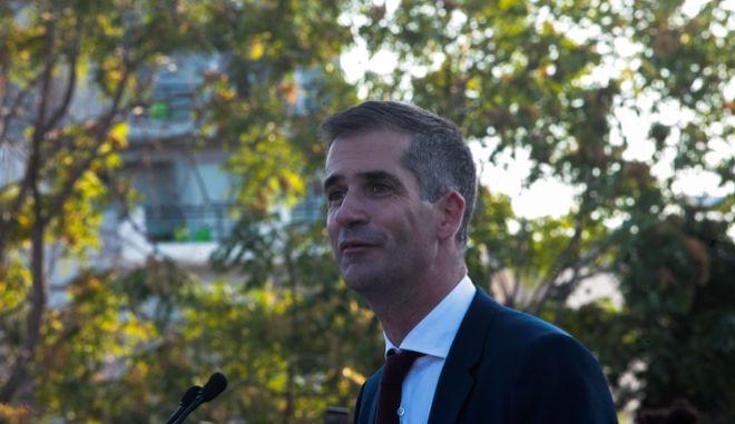 Ο δήμαρχος Αθηναίων Κώστας Μπακογιάννης