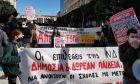 Συγκέντρωση φοιτητών ενάντια στο νομοσχέδιο της Κεραμέως - Περιορισμένα επεισόδια