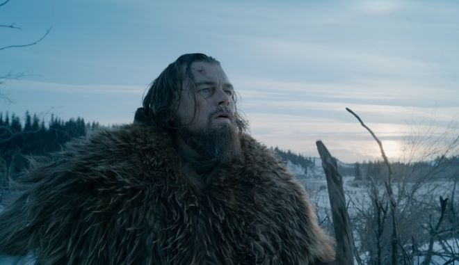 re_select_3.00001914  Leonardo DiCaprio stars in THE REVENANT, an immersive and visceral cinematic experience capturing one mans epic adventure of survival and the extraordinary power of the human spirit.  Photo Credit: Courtesy Twentieth Century Fox.  Copyright © 2015 Twentieth Century Fox Film Corporation. All rights reserved.  THE REVENANT Motion Picture Copyright © 2015 Regency Entertainment (USA), Inc. and Monarchy Enterprises S.a.r.l. All rights reserved. Not for sale or duplication.
